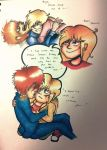 With or without you by Twisted-G