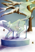 oSaC | Fallow's Ice Sculpture by Derpzo33