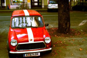 mini cooper by dosenbierDing