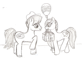HAPP BIRTHD JC by the-Rose-of-Blue