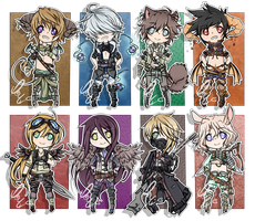 Male adopts - Closed~! by Decora-Adopts