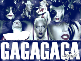 Lady Gaga Alejandro Wallpaper by sybil-virgo