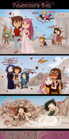 Valentine's Day by UnicaGem