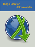 JDownloader Tango Icon by toruzz