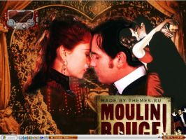 Moulin Rouge by yazmin