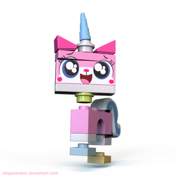 Unikitty 2 by olegsavoskin