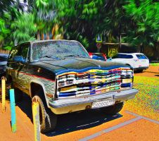CHEVROLET RANCHER BLAZER by Bleedenberg