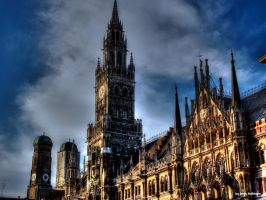 Munich City by LoveMuzik7