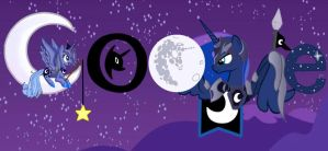 Luna Google by Green-Forest48