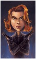 Black Widow by MrTristan
