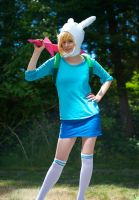 Fionna: WHAT TIME IS IT? by AnyaPanda