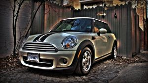 MINI Cooper by Tyler007