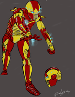 ironman by Apollos-Foxhunt