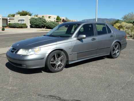 Saab 9-3 aero by SOULProductions