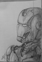 Iron Man MarkIII by RAD-GLaDOS