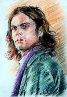 Criminal minds - Spencer Reid by the-ChooK