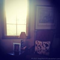 Chair and Window by SnapShot120