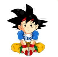 la reencarnacion de goku by trunks887
