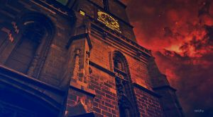 Black Church by AviZhu