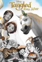Tangled Ever After Poster in Selected Color by x12Rapunzelx