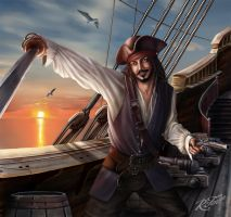 Pirate by RenatF