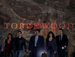 Torchwood by Dragons73