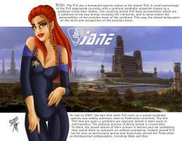 Star Trek pack: the Trill by janecandy