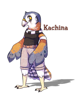 Kachina - SOLD by chubird