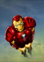 ironman finished by StevenHoward