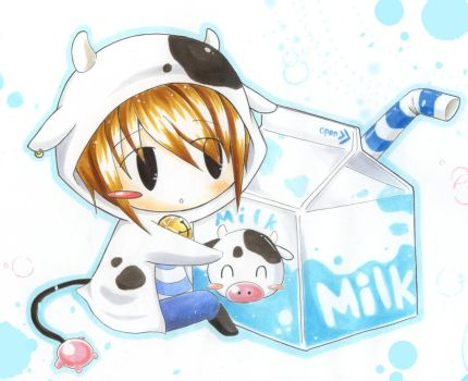 Moo Moo Milk by Kero375