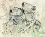 Froggy Love by mrinx
