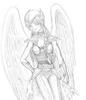 Valkyrie by death-g-reaper