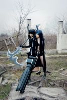 BRS and DM by gnitae