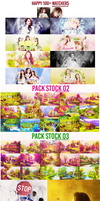 [150315] BIG SHARE - HAPPY 100+ WATCHERS by MinhKhue2209