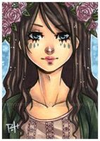 aceo - mori +VIDEO by demon-rae