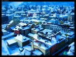 Tilt-Shift Bern Roof Tops by hellobloke
