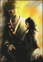 Show me your Love : IchiRuki by unfinishedtears