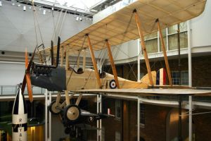 royal aircraft factory be2c B by Sceptre63