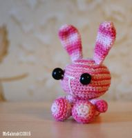 Amigurumi Rabbit by MrGalstuk
