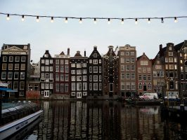 Amsterdam by Dotblackdot