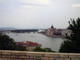 Parliament in Budapest by ranger2011