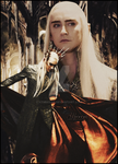 King of the Woodland Realm   Thranduil by Athraxas