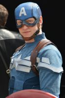 Captain America Cosplay (1) by masimage