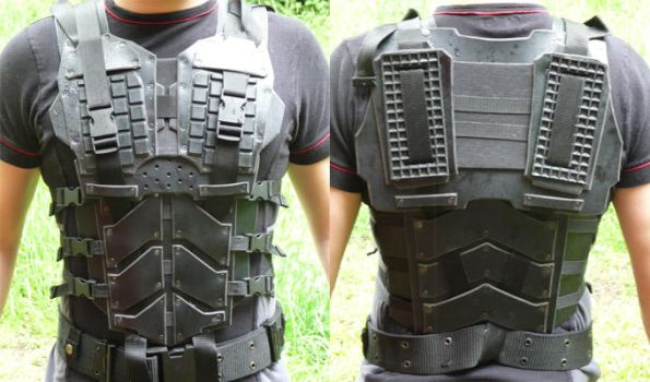 MK1 S.P.A.R.C-harness by Sharpener
