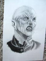 The Master from BTVS by corysmithart