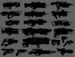 gun concepts 2011 by mattj324