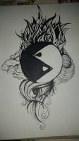 tattoo design :) by shewolfskye