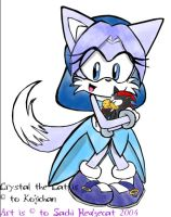 ::Crystal the Cat by AmyRose1