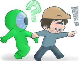 Jack And His Septic Eye by Navybud