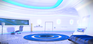 a NewMoon Room ( main lights on ) by mixlou